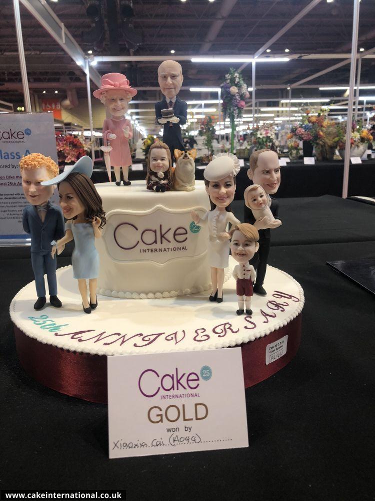 Birmingham Competition Results 2018   Cake International