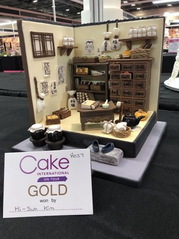 caa6a717 London Competition Results 2019 | Cake International