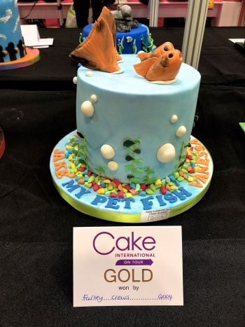 London Competition Results 2019 | Cake International